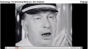 l ron hubbard interview