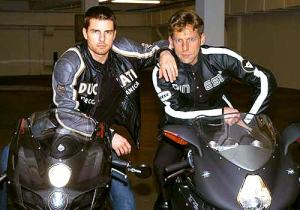 scientology david miscaviage tom cruise motorbikes